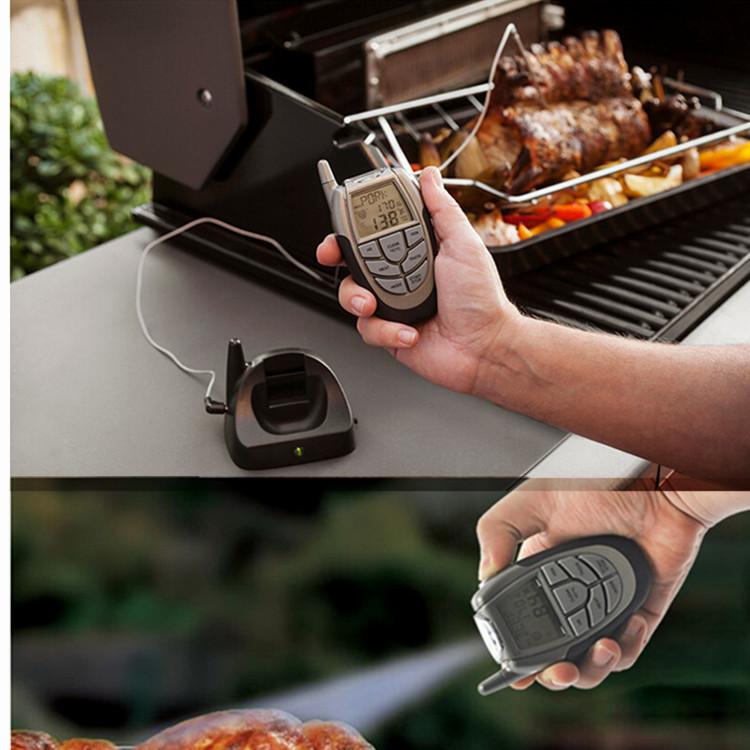 烧烤测油温烤肉探针温度计