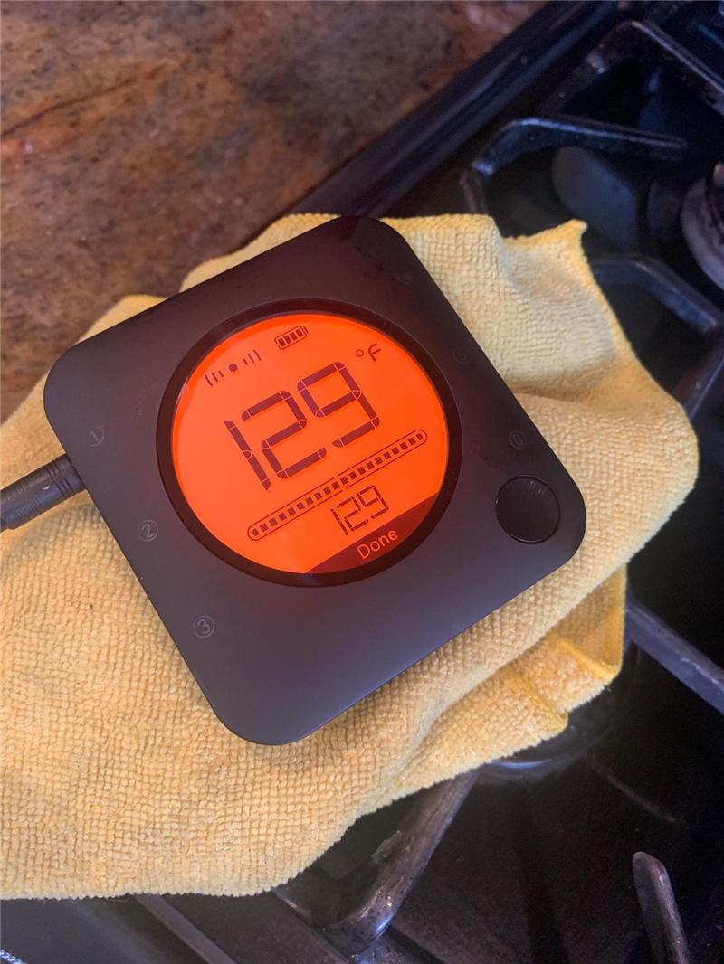 烧烤温度计