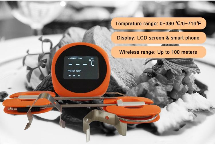 食品中心温度计