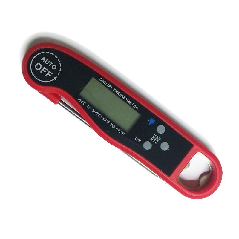 折叠探针式温度计
