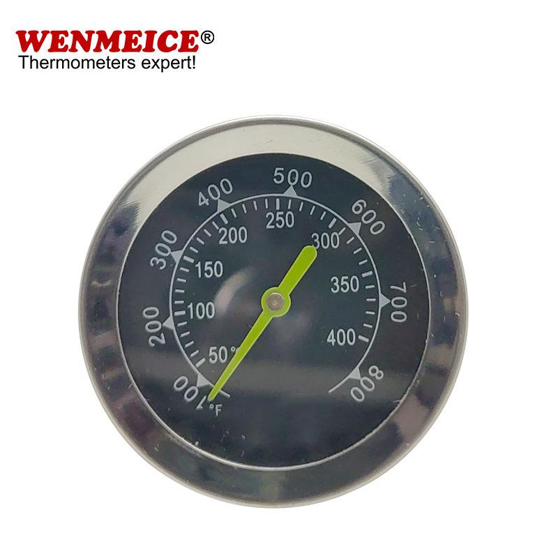 烧烤温度表