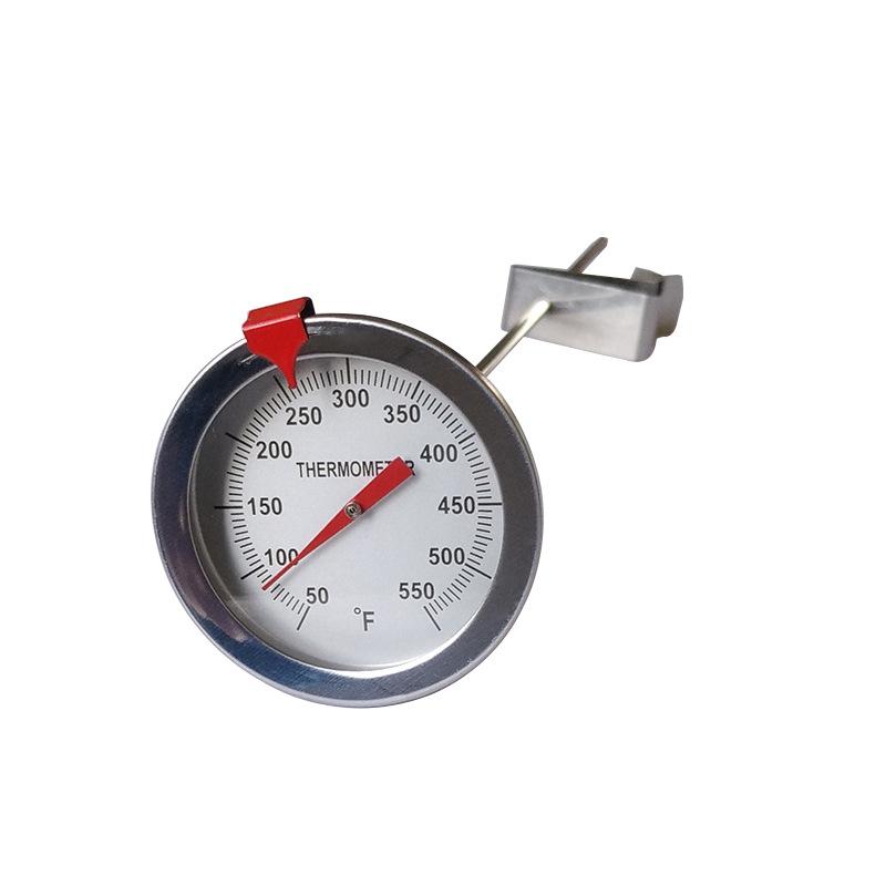不锈钢油炸锅温度计