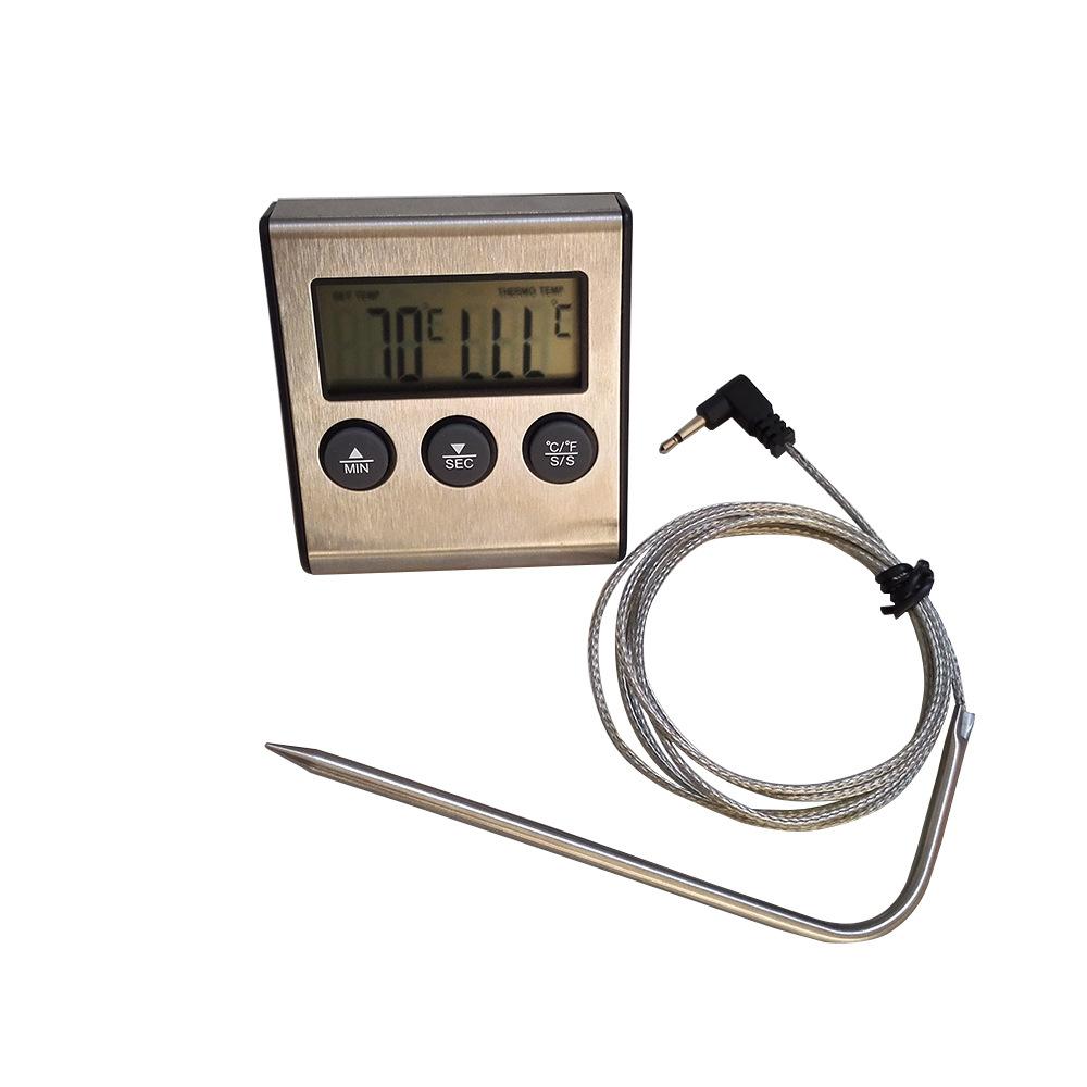 探针烤箱烘焙温度计