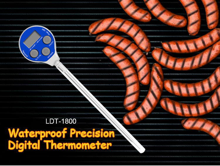 bbq电子肉类温度计