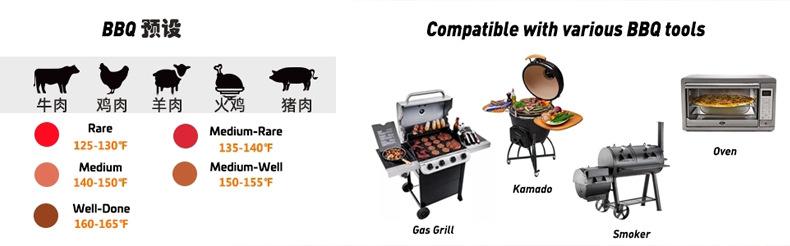 肉类温度计