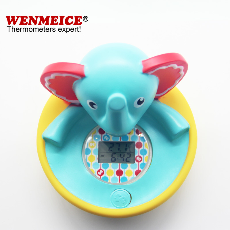 宝宝洗澡温度计