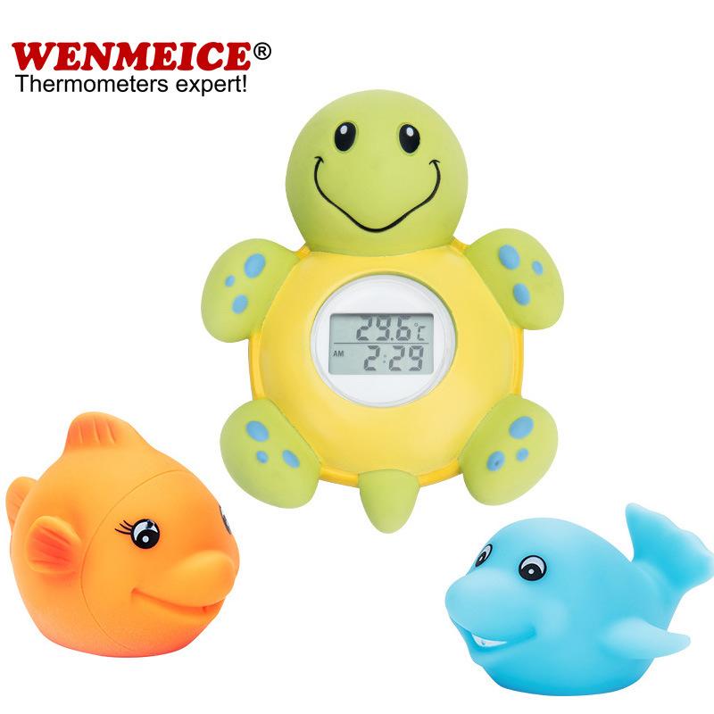 小乌龟水温计