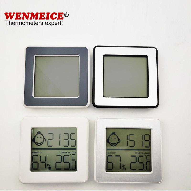 电子室内外温湿度计