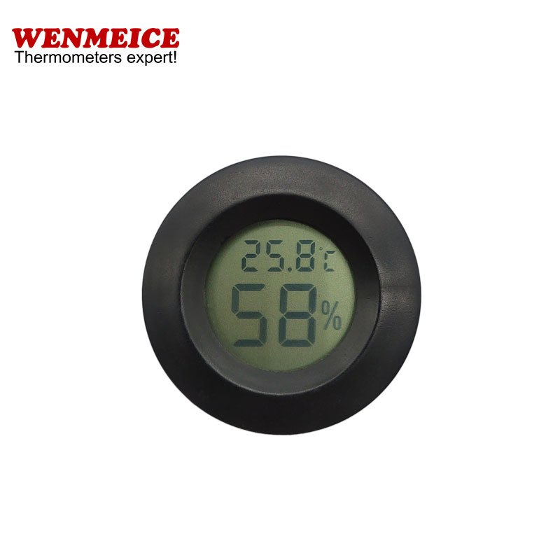 嵌入式电子温湿度计