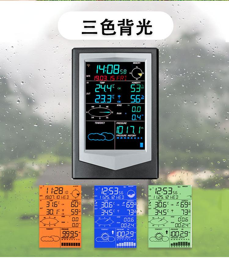 小型家用气象站